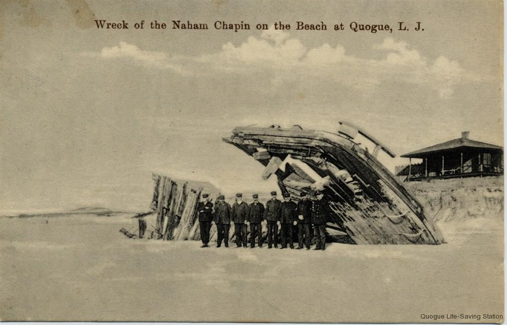 1897 N Chapin Wreck Group