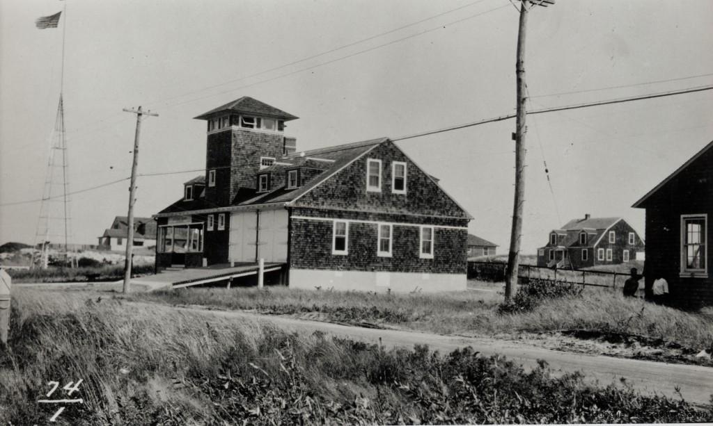 1921 Quogue Station USCG